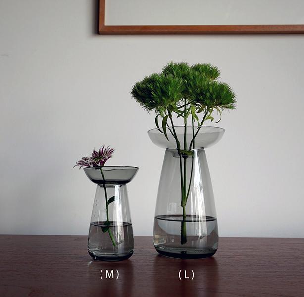 Aqua culture vase (L)