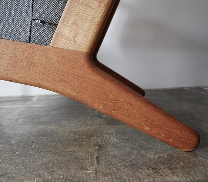 GE290 Easy Chair by Hans J.Wegner