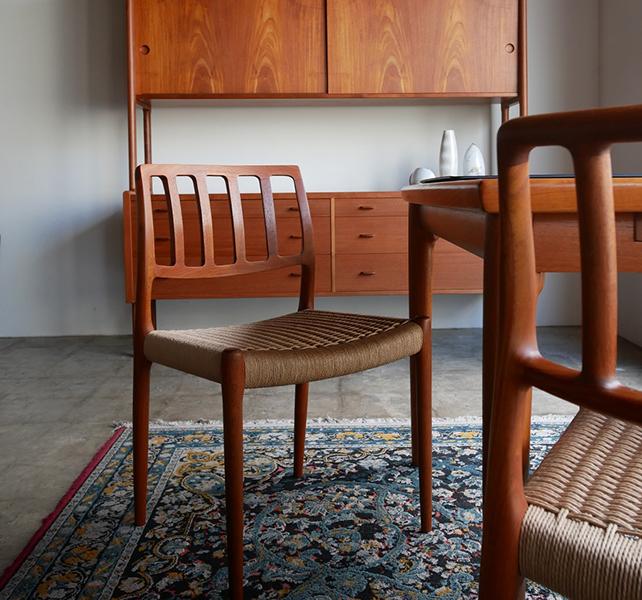 J.L Moller NO.83 chair【お問い合わせ】