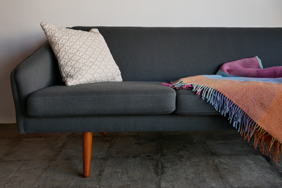 3Seater sofa by A.mikael laursen møbler 【お問い合わせ】