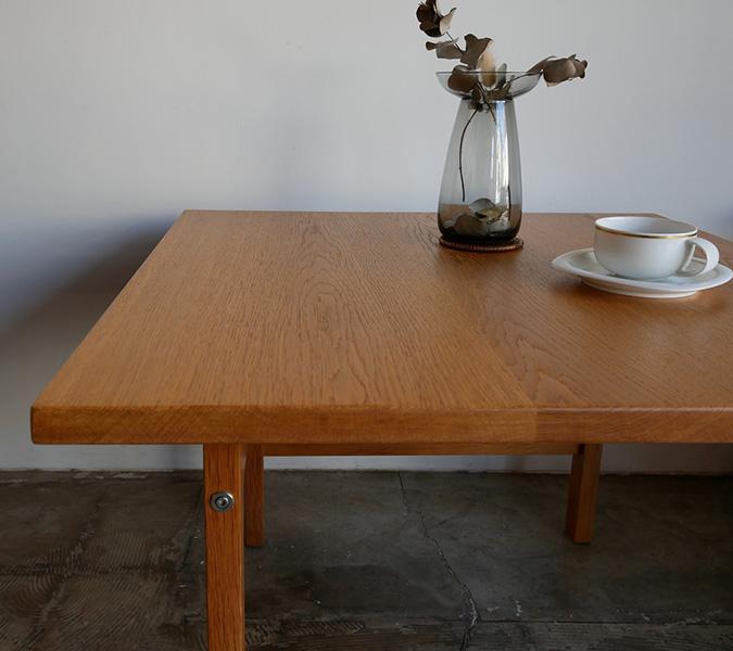 Coffee table by Hans J.Wegner【お問い合わせ】