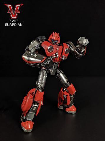 TF アフターパーツ Zeta ZV03 ガーディアン