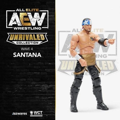 AEW Unrivaled #4 サンタナ