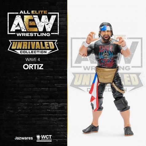 AEW Unrivaled #4 オーティス