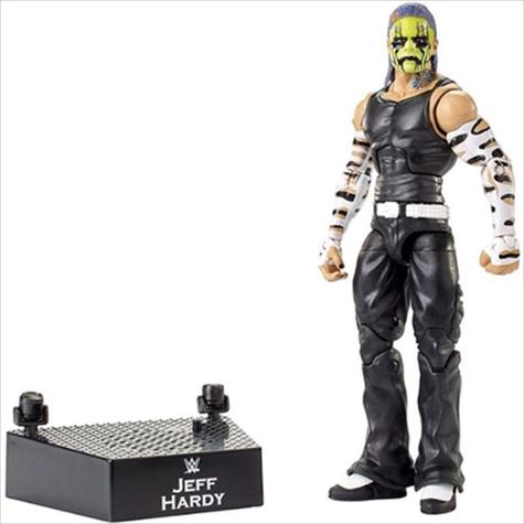 WWE エントランス グレート ジェフ ハーディ
