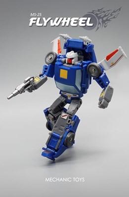 TF アフターパーツ Mechanic Toys MS-25 フライ ホィール