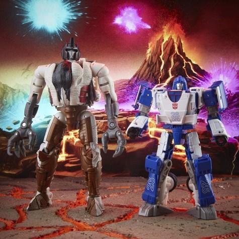 TF 2021 Kingdom Battle Across ミラ-ジュ & マキシマル グリムロック