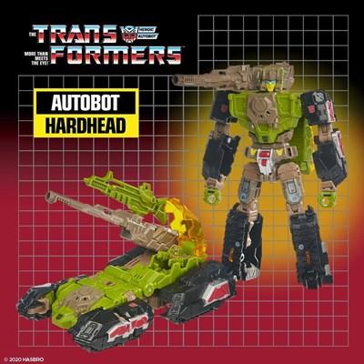 TF 2021 [DX] ヘッドマスターズ レトロ ハードヘッド
