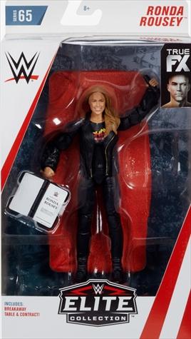 WWE エリート #65 ロンダ ラウジー