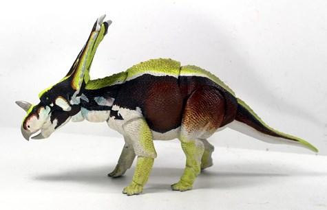 Beasts of Mesozoic [04] カスモサウルス Chasmosaurus