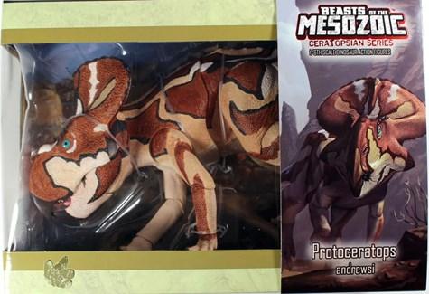 Beasts of Mesozoic [08] プロトケラトプス Protoceratops