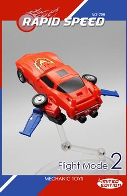 TF アフターパーツ Mechanic Toys MS-25R ラピッド スピード