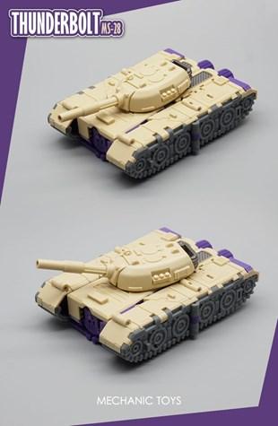 TF アフターパーツ Mechanic Toys MS-28 サンダーボルト