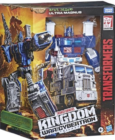TF 2021 WFC Kingdom [Leader] W2  ウルトラ マグナス