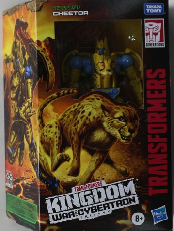 TF 2021 WFC Kingdom [DX] チーター