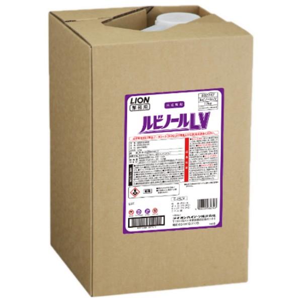 ルビノールLV ランドリー用合成糊剤 17kg【取り寄せ商品・即納不可・代引き不可・返品不可】