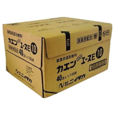 ニイタカ ケース入 カエンニューエースE 10g 40個パック×18(720個入)