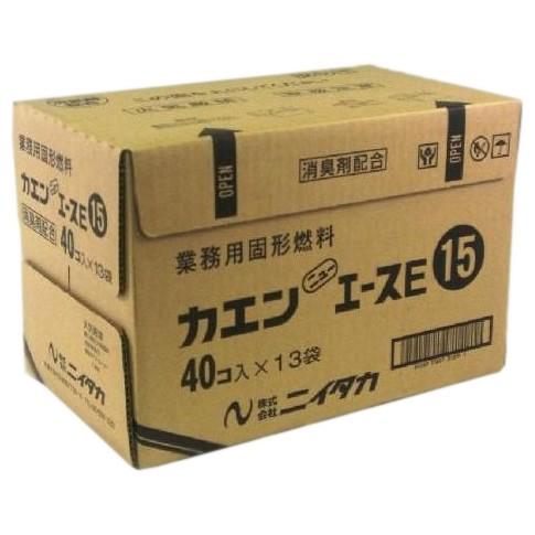 ニイタカ ケース入 カエンニューエースE 15g 40個パック×13(520個入)