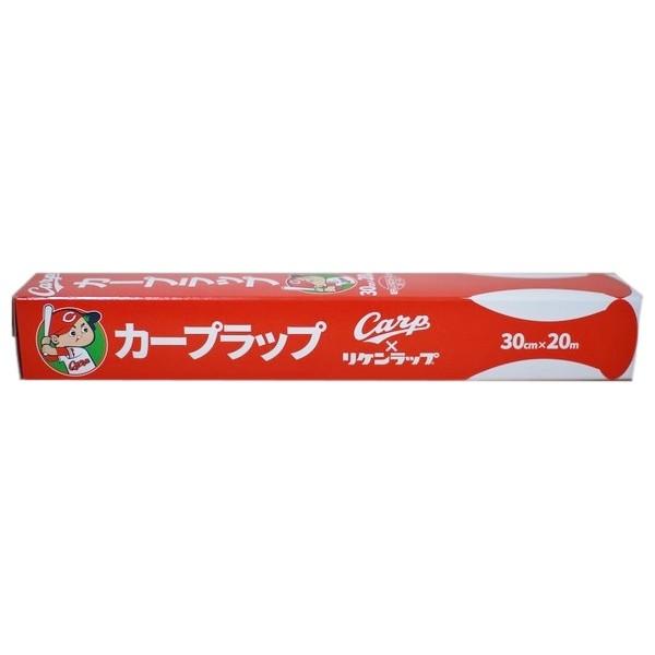 リケン カープラップ 30cm×20m 50本入【取り寄せ商品・即納不可・代引き不可・返品不可】