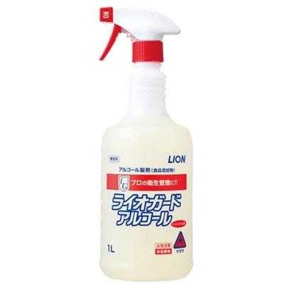 ライオン アルコール製剤 ライオガードアルコール 1Lトリガータイプ