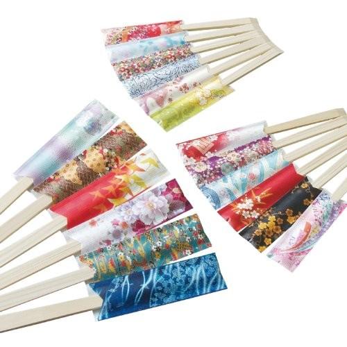 箸袋 きものシリーズ 5型ハカマ (MIX) 10,000枚