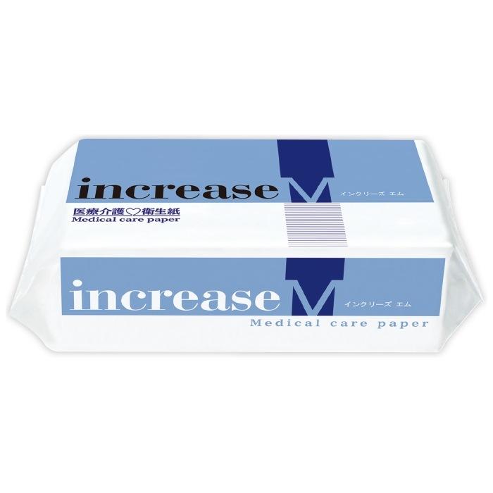 インクリーズM 医療食品衛生紙 300枚X20袋(6000枚)
