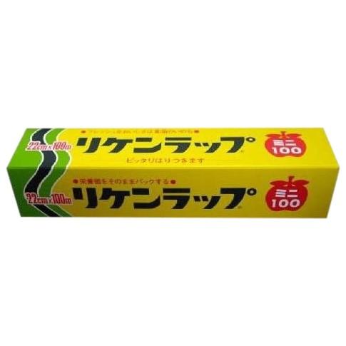 リケンラップ 22cm×100m 30本入●ケース販売お徳用