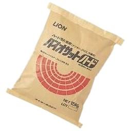 バイオサットハード 無りんバイオランドリー粉末洗剤 15kg【取り寄せ商品・即納不可・代引き不可・返品不可】