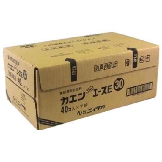 【送料無料】ニイタカ ケース入 カエンニューエースE 30g 40個パック×7(280個入)