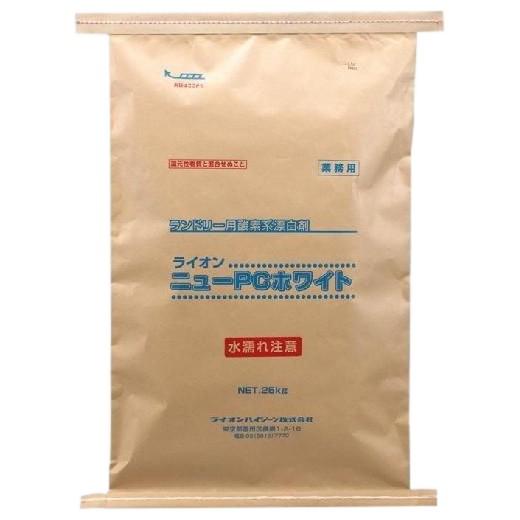 ニューPCホワイト 25kg【取り寄せ商品・即納不可・代引き不可・返品不可】