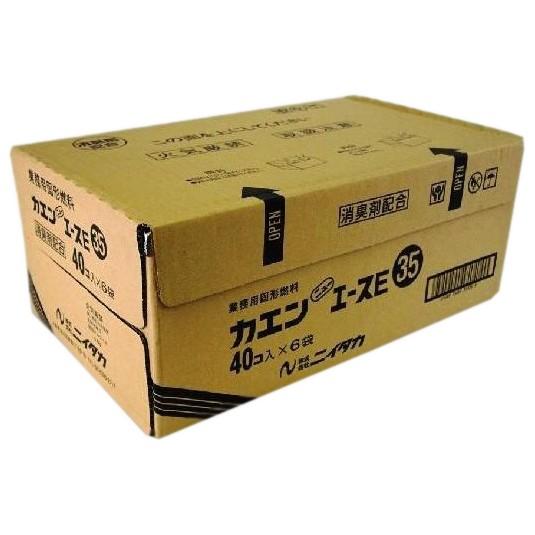 【送料無料】ニイタカ ケース入 カエンニューエースE 35g 40個パック×6(240個入)