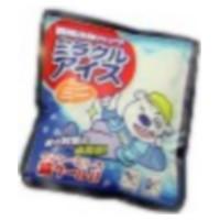 【入荷未定】瞬間冷却パック ミラクルアイス(ミニ) 110×130mm 10個入