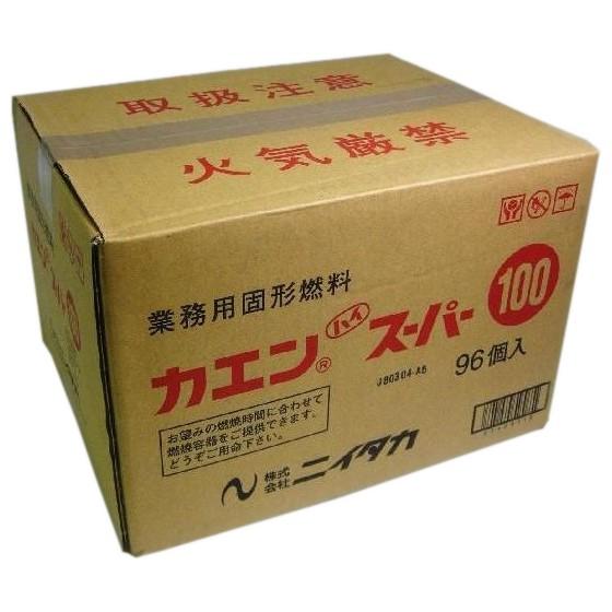 ニイタカ ケース入 カエンハイスーパー 100g (96個入)