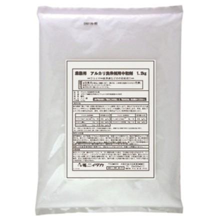 ニイタカ アルカリ洗浄剤用中和剤 1.2kg×4入