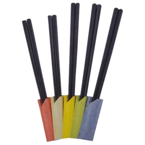 リユース箸用 箸袋 75 No.2 茶 500枚