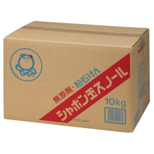 【入荷未定】粉石けん スノール 10kg
