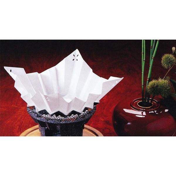 紙鍋 SKA-163 切絵紙鍋(桜格子・さくらこうし) 250枚入