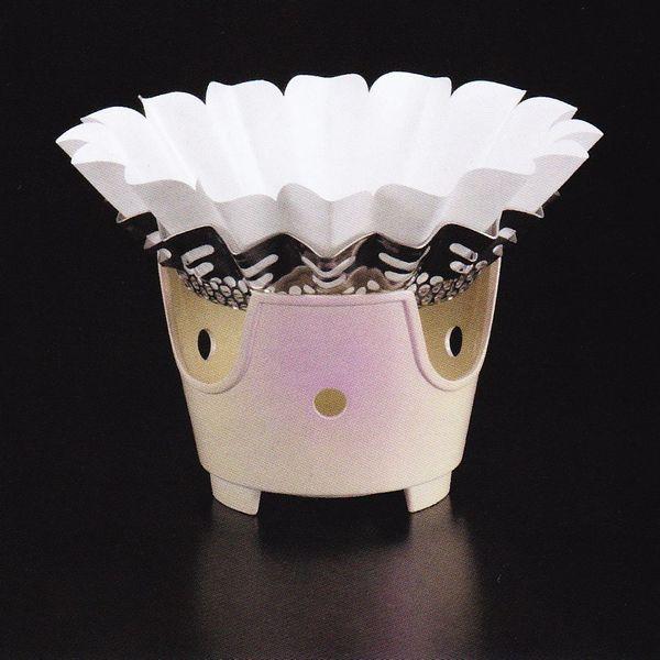紙鍋 SKA-135 花なべ(うしお) 250枚入