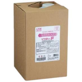 ランドメイト ソフターF 18kg コインランドリー用柔軟剤【取り寄せ商品・即納不可】
