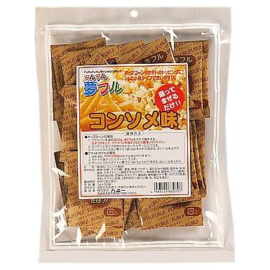 【入荷未定】ハニー ポップコーンフレーバー 夢フル コンソメ味 3g×50個