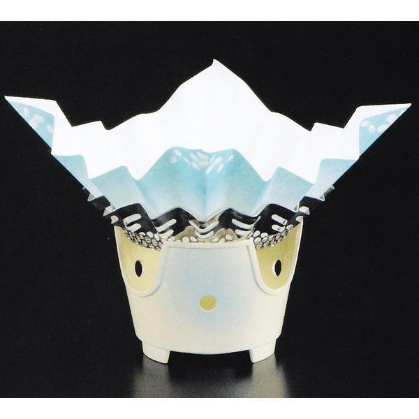紙鍋 SKA-139 花なべ角(ひより) 250枚入