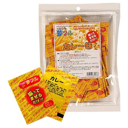 【入荷未定】ハニー ポップコーンフレーバー 夢フル カレー味 3g×50個