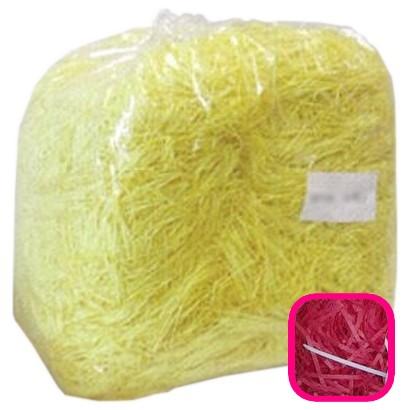 【送料無料】紙パッキン(ペーパークッション) カラーパッキン 1mm幅 アカ 1kg【メーカー直送・代引き不可・時間指定不可・沖縄、離島不可】