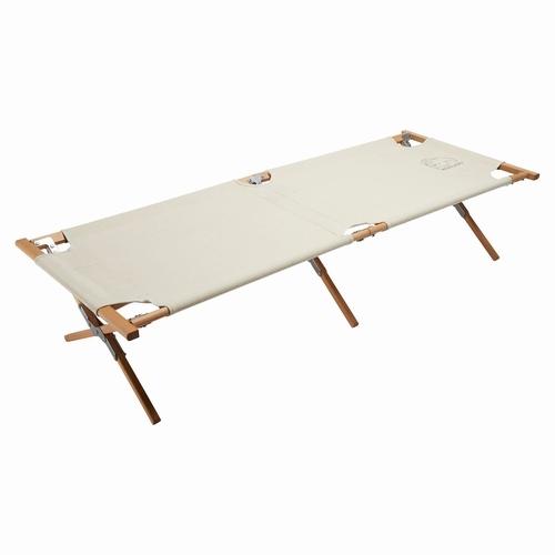 Rold Wooden Bed (ロールドウッドベッド)