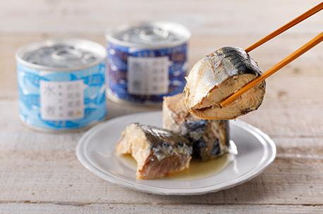 【特価】北海道産 鯖水煮 食塩不使用 24個セット