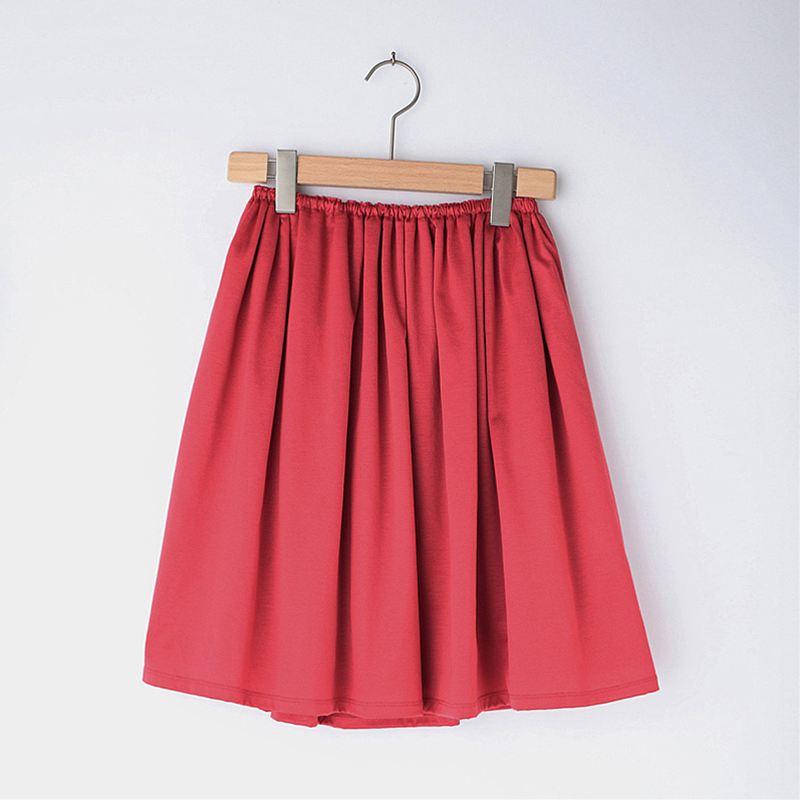 ノリコイケ ギャザースカート