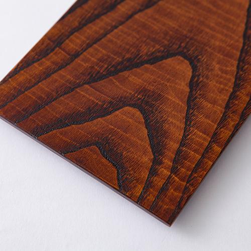 【三種町産品】木皿 長方形 小型