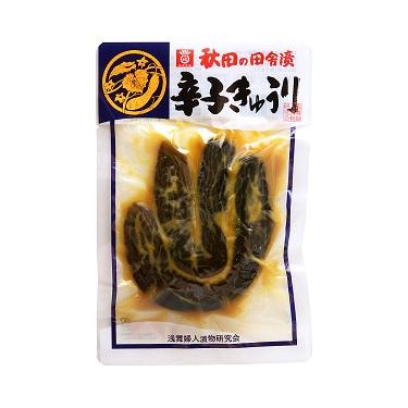 辛子きゅうり(辛子漬)×3袋