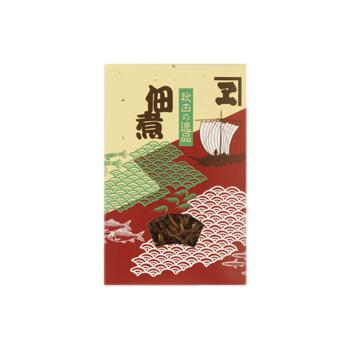 菅英佃煮本舗 わかさぎの筏(いかだ)焼き
