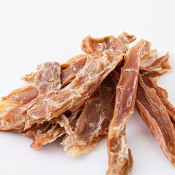 【ドックフード】プレミアム比内地鶏ジャーキー(もも肉)